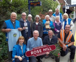 Alsager and Rose Hill twinning 3