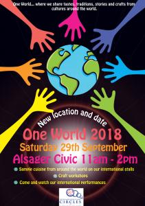 OneWorld poster