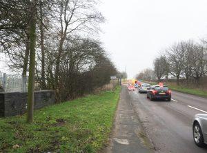 Linley Lane temp lights feb 2019 low res