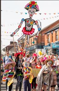 Festival parade aug 2019